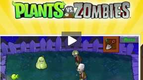 Plant Vs Zombies level 5