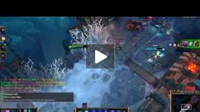 League of Legends Howling Abyss Veiger AP part 7