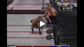 smack down 3 Triple H V/s Steve Austin(part 2)