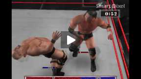 smack down 3 Triple H V/s Steve Austin(last part)