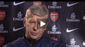 Wenger exclusive before West Brom