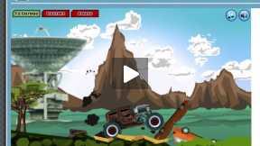 Truck Games level 4
