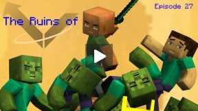 Minecraft - The Ruins of Vector - Episode 27, An Indoor Park