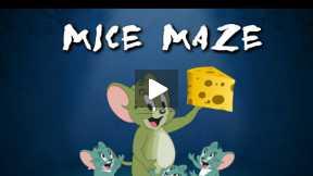 Jerry Mice Maze