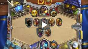 hearthstone arena run as mage match 2.