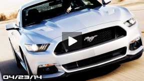 2015 Mustang Burnout Control, Lincoln MKX, Honda Concept B