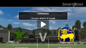 EA Cricket T20 International  between Pakistan and Sri Lanka  (Part 1)