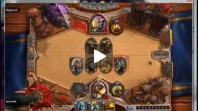Paladin vs Priest Gameplay