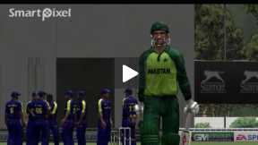 EA Cricket T20 International between Pakistan and Sri Lanka (Part 2)