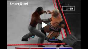 smack down 3 K-Kwik v/s Rikishi(last part)
