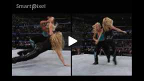 Smack down 3 Lita v/s Molly Holly