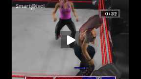 Smack down 3 Lita v/s Molly Holly (part 2)