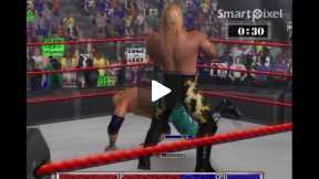 smack down 3 Edge V/s Chris Jericho(part 2)