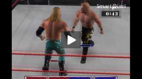 smack down 3 Edge V/s Chris Jericho (last part)