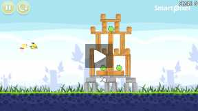 Angry Bird Level 1 part 17