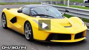 Ferrari LaFerrari XX, McLaren Special Ops, New Aston Martin Bones