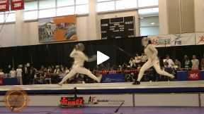Chicago 2014 - L4 - Lembach FRA v Kovaleva RUS