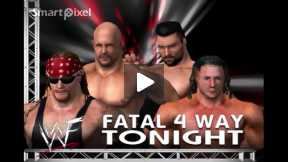 smack down 3 Fatal 4 Way