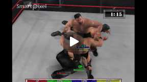 smack down 3 Fatal 4 Way (remaining part)