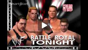 smack down 3 Battle Royal