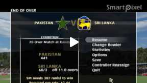 EA CRICKET T20 INTERNATIONAL BETWEEN PAKISTAN AND SRI LANKA (PART 14)