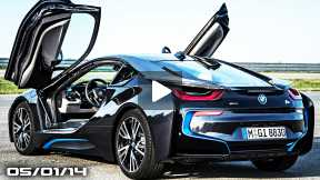 BMW i8 Performance, 1088HP Electric Car, Volvo Self-Driving Cars