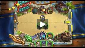 Hearthstone normal game 2014-05-07 Mage vs Paladin