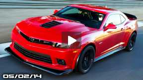 Chevy Camaro Z28 Parts Restricted, Challenger SRT Hellcat, BMW M2