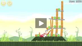 Angry Bird Level 2 part 3