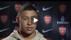 Alex on his season at Arsenal