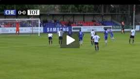 Chelsea U-21 Vs Spurs U-21 Highlighs