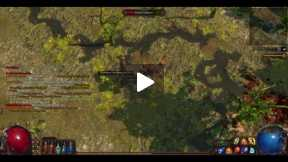 Playing Path of Exile on cruel difficulty part 2