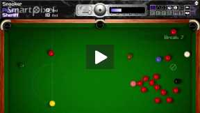 cur ball snooker game