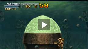 Walktrough Metal Slug 3: mission 2