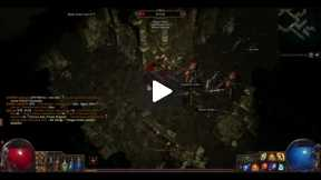 Playing PathOfExile Chamber of Sins Part 3