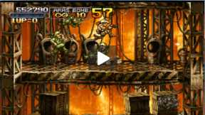 Walktrough Metal Slug 3: mission 3