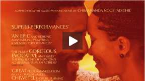 Chiwetel Ejiofor and Thandie Newton star in Half of a Yellow Sun - Official U.S. Trailer
