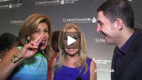 #InTheLab at T.J. Martell Women of Influence Awards