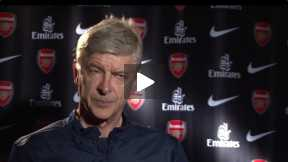 Exclusive: Wenger interview