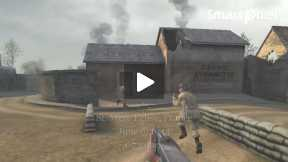 CALL OF DUTY MISSION-3 (Dawn Ville) Part-1