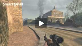 CALL OF DUTY MISSION-3 (Dawn Ville) Part-3