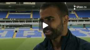 Sandro delighted witht the win