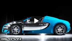 New Bugatti Veyron, Camaro Z28 Kit, Super Alfa Romeo 4C