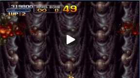 Walktrough Metal Slug 3: Final Mission part 2