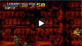 Walktrough Metal Slug 3: Final Mission part 3