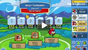 Who like to play tournament ANGRY BIRD