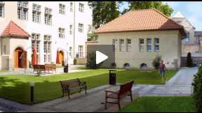 Nadea al GLS Campus di Berlino!