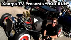 Xcorps TV Presents ROD RUN with Morrison Brothers band