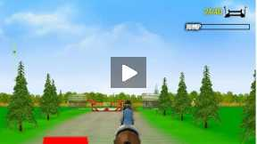 Horse Jumping 2 game
