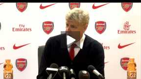 Press Conference Wenger